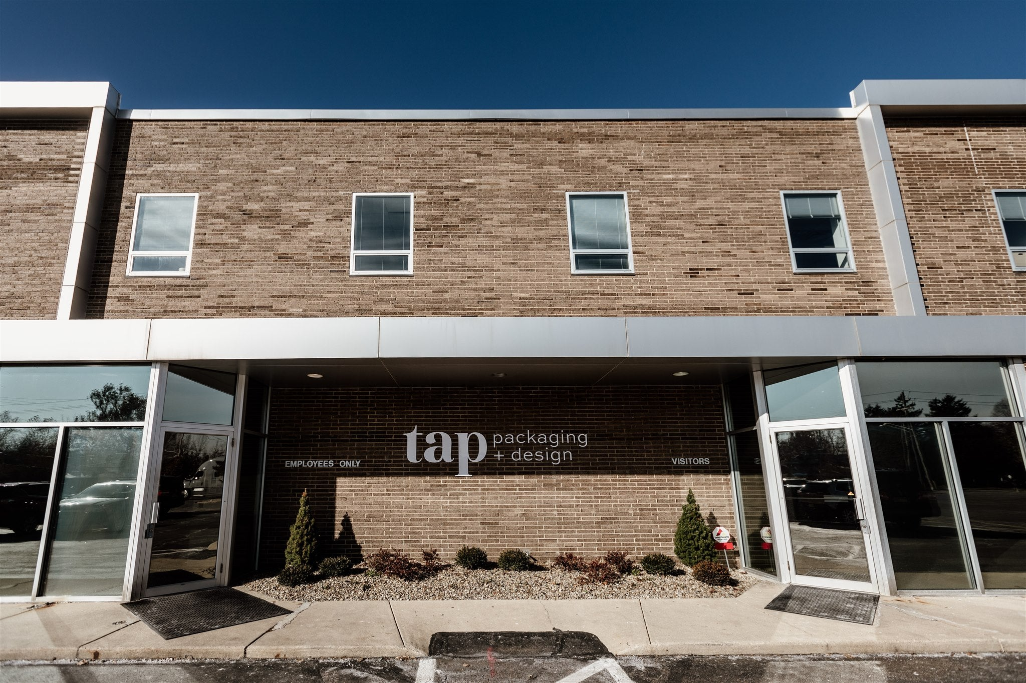Front of Tap Packaging + Design Office