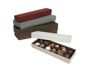 24pc Artisan Truffle Box Lid