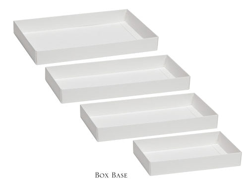 Two-Piece Folding Candy Box, Base (Closeout)