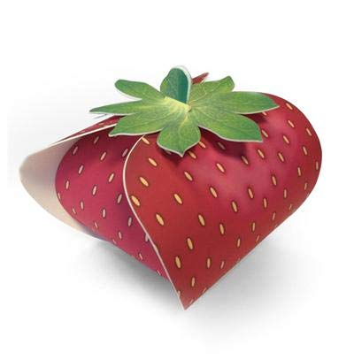 Strawberry Box (Closeout)