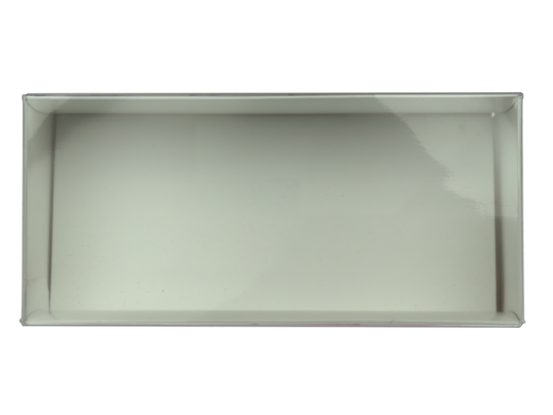 Auto Bottom Clear Plastic Lid