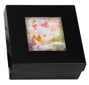 Square Box Top (Closeout)