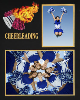 Cheerleading Memory Mate