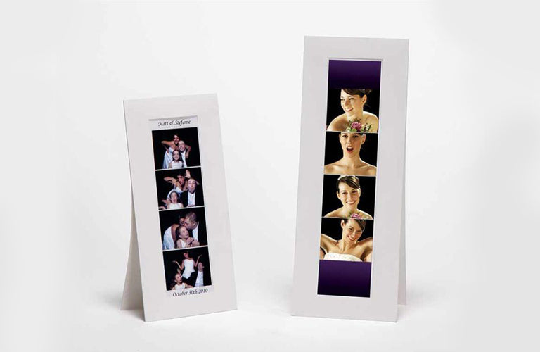 Photobooth Photo Strip Easel (Closeout)