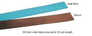 Pre-Cut Ribbon For Triangle Tote (Closeout)