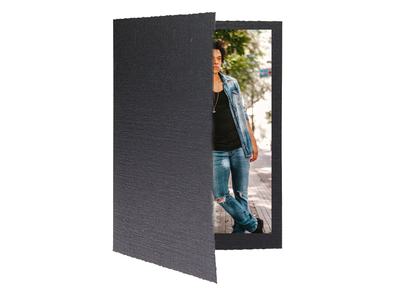 Senior Slip-In Photo Folder (Retail-Ready)