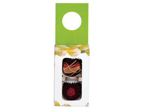Wine Hanger with 2Pc Confection Tray