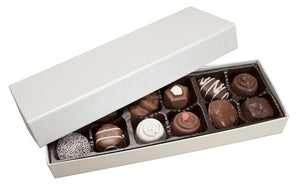 Two-Piece Artisan Truffle Set-Up Box (Closeout)