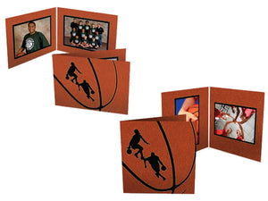 Basketball Photo Folder (Closeout)