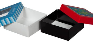 Square Box Base (Closeout)