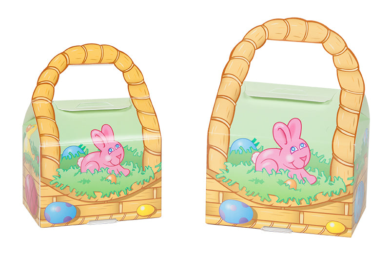 Easter Egg Basket Box w/ Window