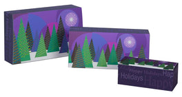 Holiday Auto Bottom Box (Closeout)