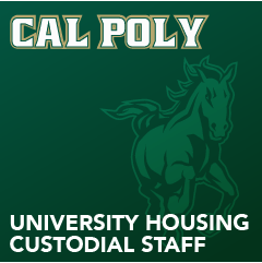 Cal Poly - University Housing Custodial Staff