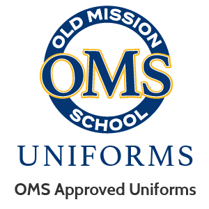 OMS - Old Mission School Uniforms & Spirit Wear