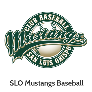 SLO Mustangs Club Baseball