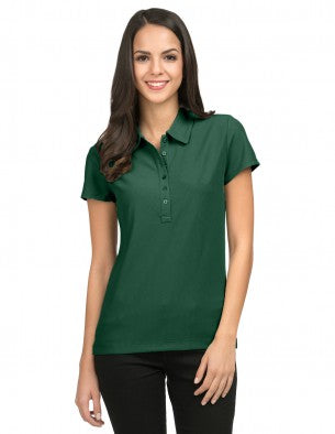 Cal Poly University Housing - Ladies Waffle Knit Polo