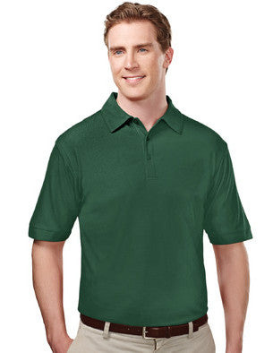 Cal Poly University Housing - Men's Waffle Knit Polo