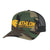 Athlon Fitness & Performance Camo Trucker Hat