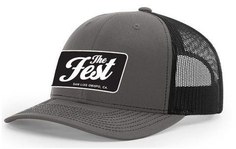 The Fest 2020 - Trucker Hat - Pre-Order Through Sunday, September 13th