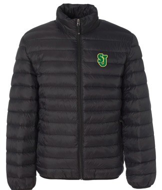 "St. Joseph High School - Down ""PUFFY"" Jacket (Men's & Ladies Cut)"