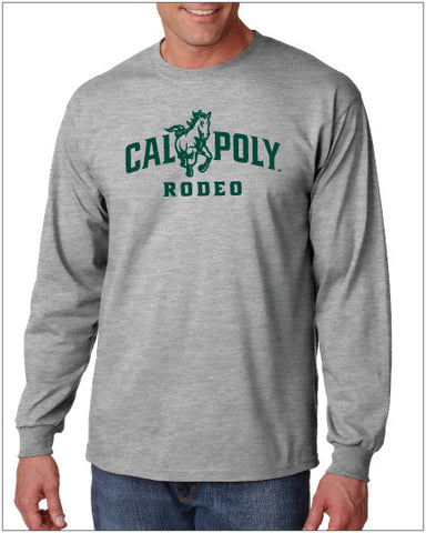 CP Rodeo Long-Sleeve • Heather Grey