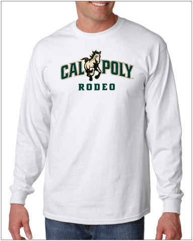 CP Rodeo Long-Sleeve • White