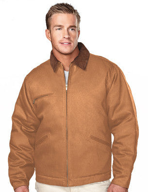 CP Student Affairs - Men's Tri-Mountain Full Zip Work Jacket