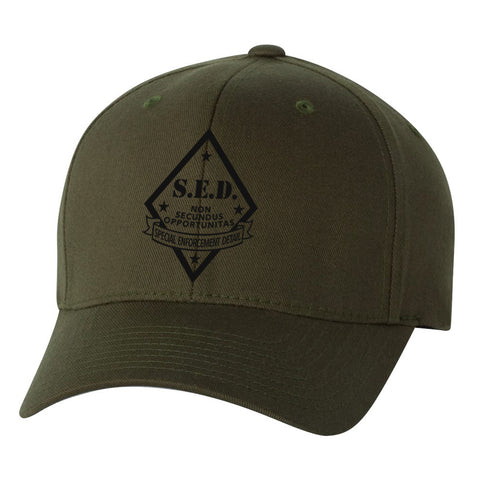 SLO County S.E.D - FlexFit Hat