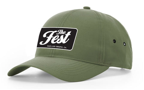 The Fest 2020 - Jacobson Style Performance Cap - Pre-Order through Sunday, September 13th
