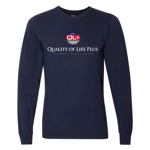 QL+ Long Sleeve T-Shirt - Made in the U.S.A.