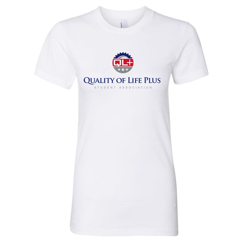 QL+ Ladies Cut Short Sleeve T-Shirt - Made in the U.S.A