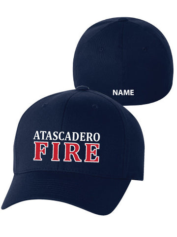 Atascadero Fire Department - Personalized FlexFit Hat