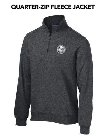 BB's Teriyaki - Quarter-Zip Pullover Jacket