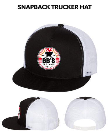 BB's Teriyaki - Snapback Trucker Hat
