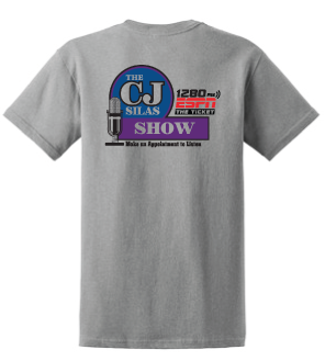 The CJ Silas Show Short Sleeve
