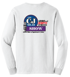The CJ Silas Show Long Sleeve