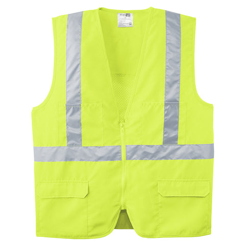 Amistad Freight - Safety Vest - ANSI 107 Class 2 Certified