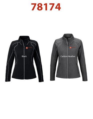 Earth Systems - Ladies Performance Fleece Jacket