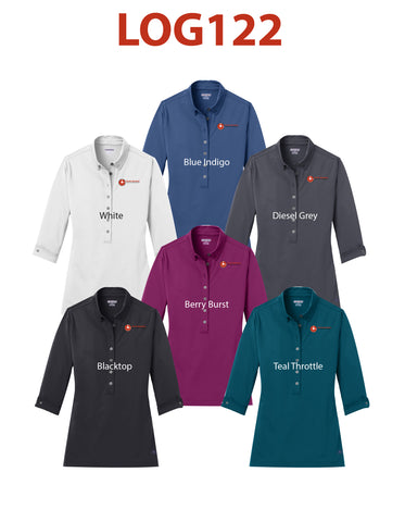 Earth Systems - Ladies Ogio Gauge Polo
