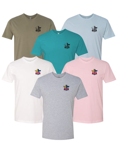 FCA - Short Sleeve T-Shirt (Left Chest Logo)