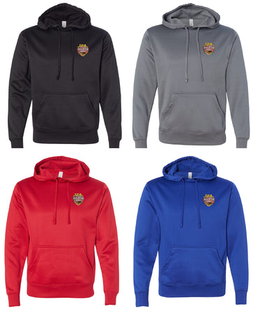 FCA - Performance Pullover Hoodie (Allstar Football Logo)