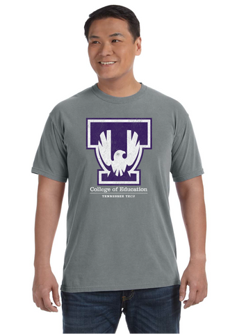 TTU - CoE Comfort Colors Short Sleeve