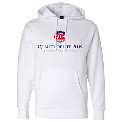 QL+ 10 oz. Heavyweight Hooded Sweatshirt