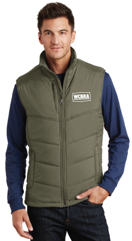 WCBRA Men's Puffy Vest - FREE SHIPPING