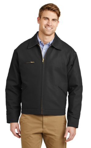 CP Office of Equal Opportunity - Men's Duck Cloth Work Jacket