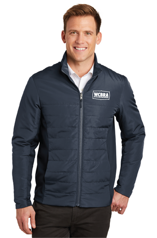 WCBRA Men's Collective Insulated Jacket - FREE SHIPPING