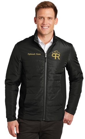 Purdue Rodeo Men's Collective Insulated Jacket - FREE SHIPPING