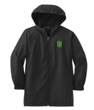 St. Joseph High School - Hooded Raglan Jacket