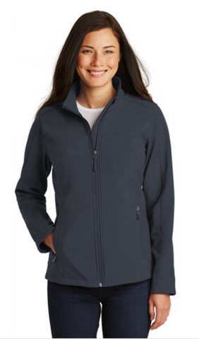 CP Office of Equal Opportunity - Ladies Core Soft Shell Jacket