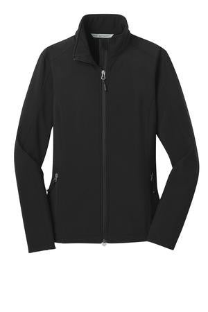 CP NRES29 - Ladies' Soft Shell Jacket